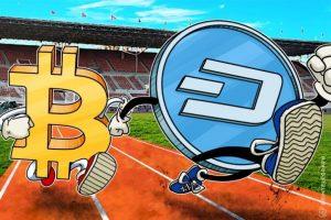 Dash e Bitcoin
