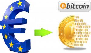 Euro - Bitcoin