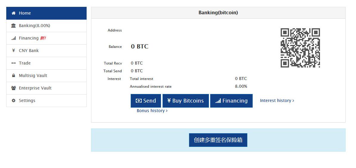 wallet bitcoin online