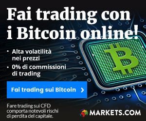 grafico di quota di mercato btc bitcoin prezzo live ticker