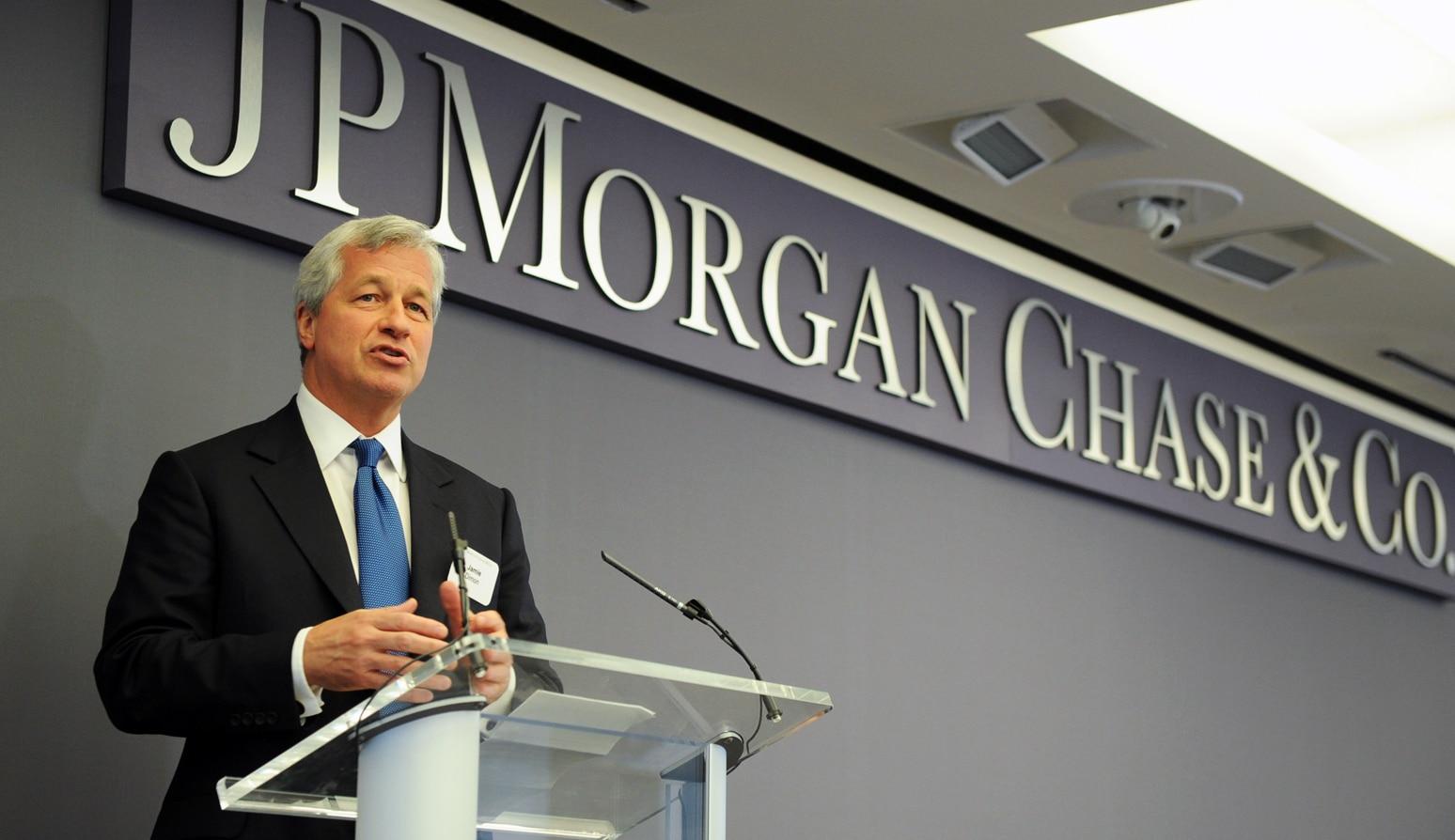 Dimon JP Morgan criptovalute
