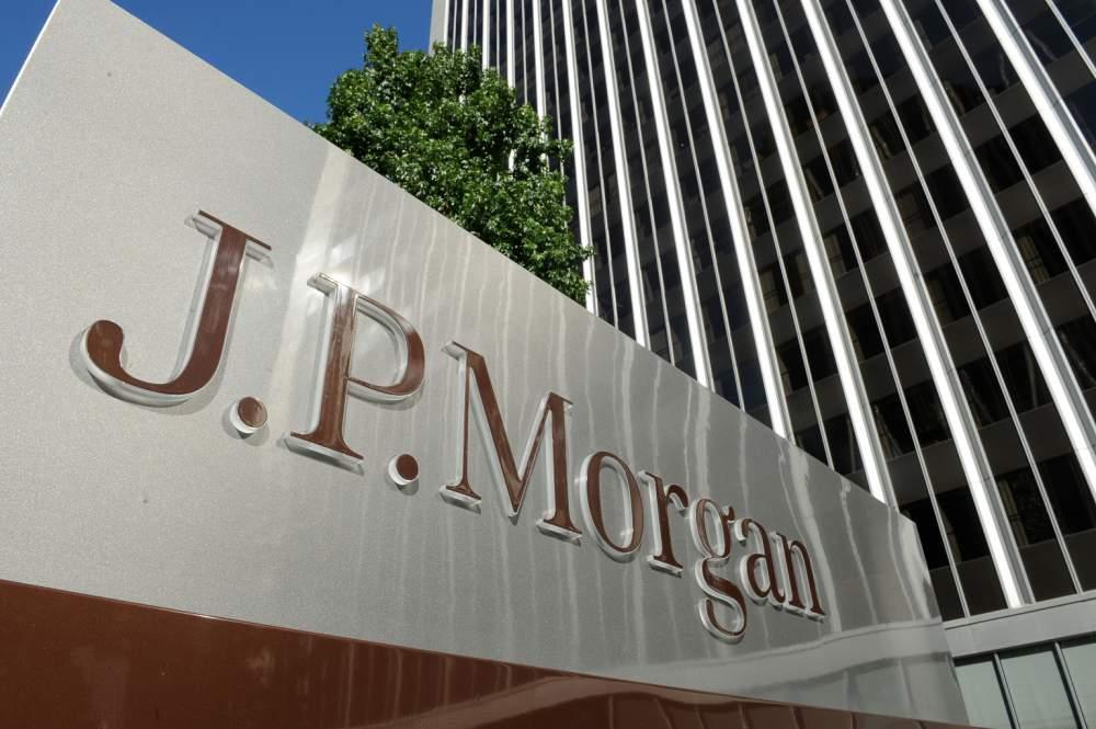 JP Morgan criptovalute