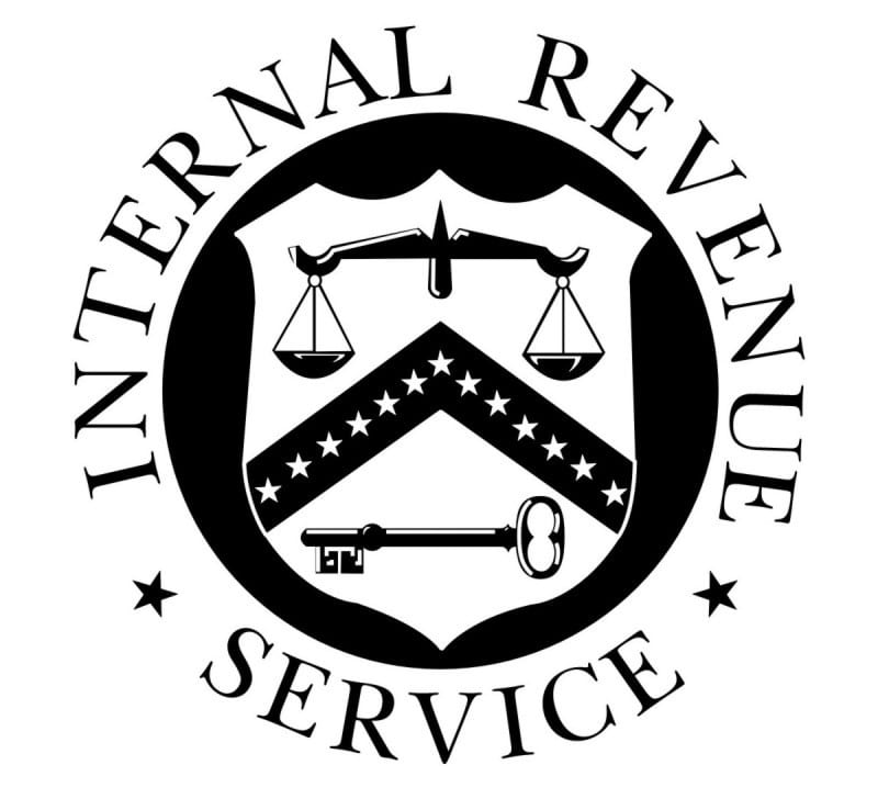 Logo Internal Revenue Service (IRS)