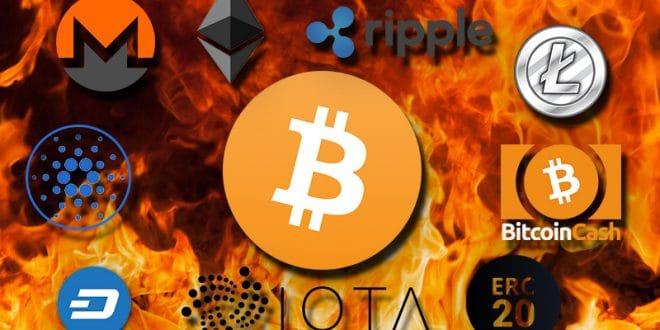 futuro di bitcoin e delle altcoin