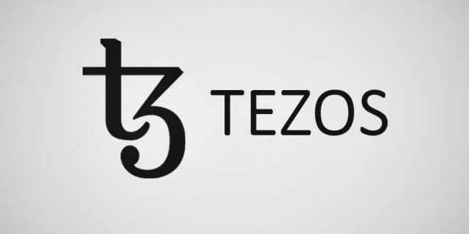logo della criptovaluta tezos