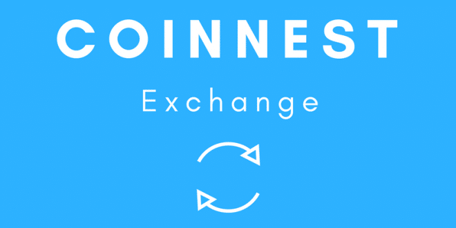 logo di coinnest exchange