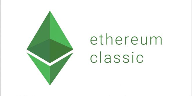 logo di ethereum classic