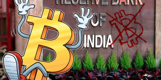 india mette al bando le criptovalute