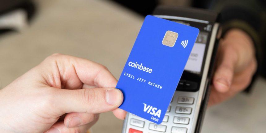 Coinbase-Card