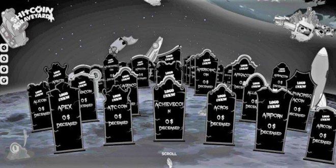 shitcoin graveyard