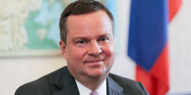 Viceministro Economia Russia
