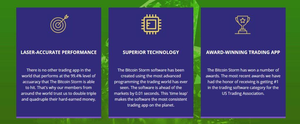 opinioni finali su bitcoin storm