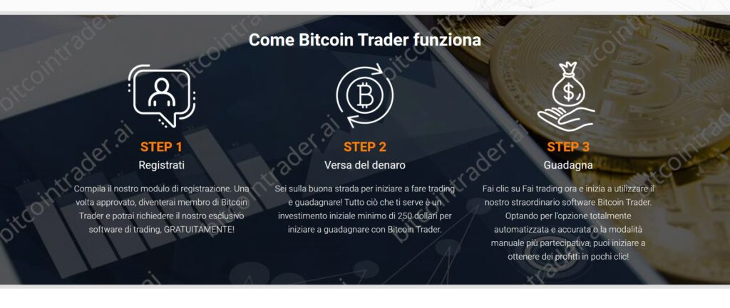 è bitcoin trader vero e proprio