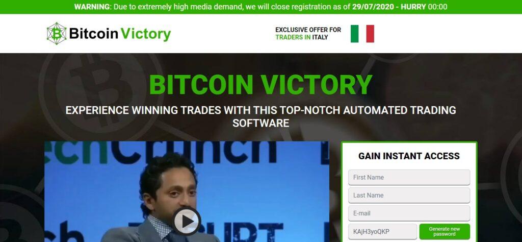 cos'è e come funziona bitcoin victory