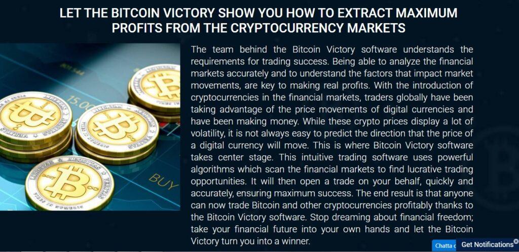 come funziona bitcoin victory