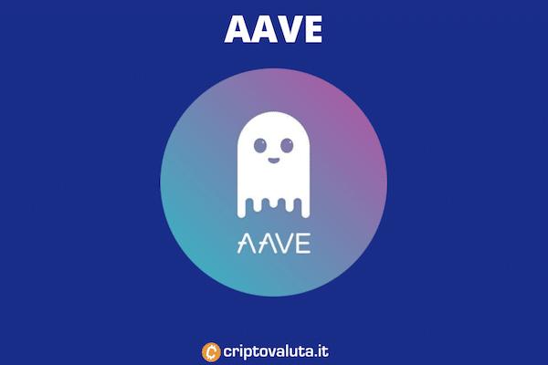 Criptovaluta.it - guida al token AAVE