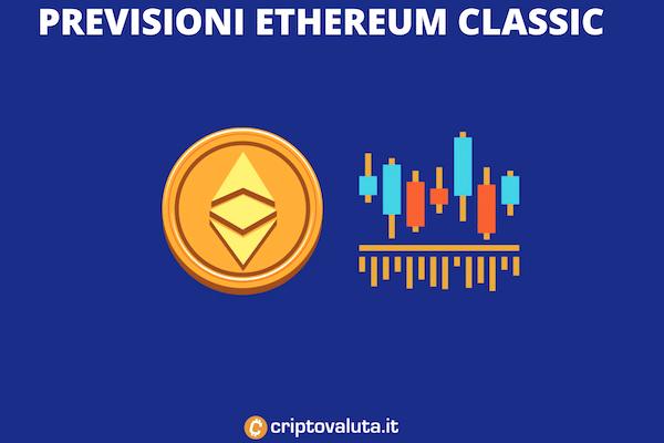 Ethereum Classic - guida alle previsioni