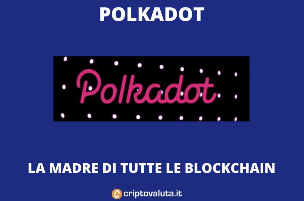 La guida di Criptovaluta.it a Polkadot - progetto di interscambio tra blockchain