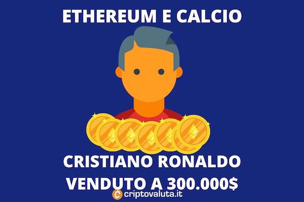 Cristiano Ronaldo NFT