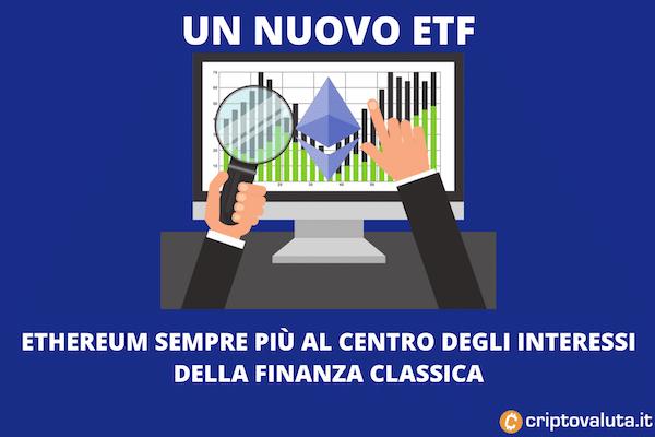 Borsa canadese ethereum - ETF