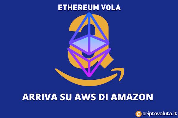 Amazon AWS Ethereum