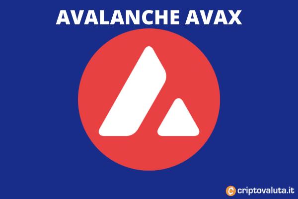 Avalanche Avax - guida completa alla criptovaluta e al protocollo