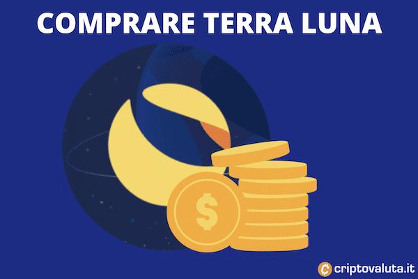 Comprare Terra Luna guida principale di Criptovaluta.it
