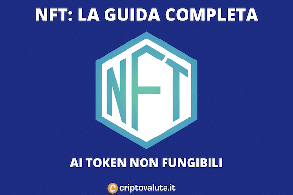 Guida completa ai Non-Fungible-Token di Criptovaluta.it