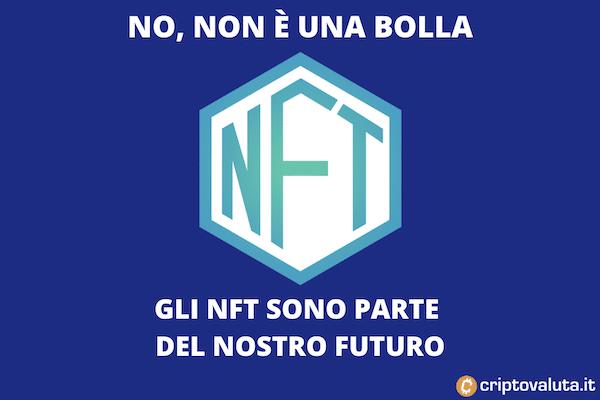 NFT guida di Criptovaluta.it