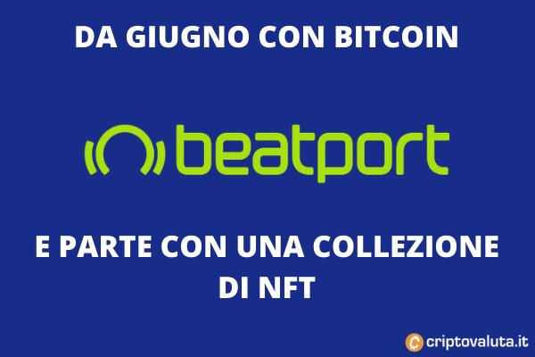 Beatport giugno Bitcoin