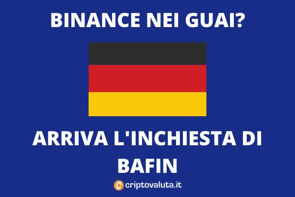 Stock TOken BAFIN Binance