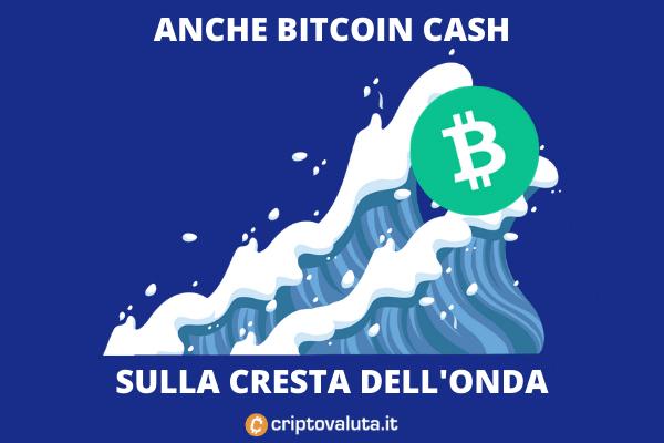 bitcoin Crash boom sopra i 900$