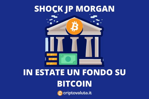JP Morgan fondo bitcoin