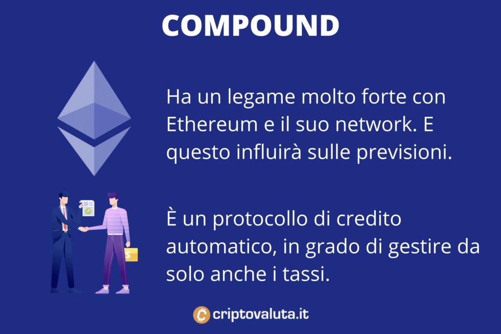 Compound - prima analisi - a cura di Criptovaluta.it
