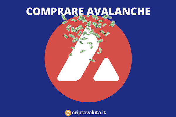 Guida all'acquisto di Avalanche a cura di Criptovaluta.it