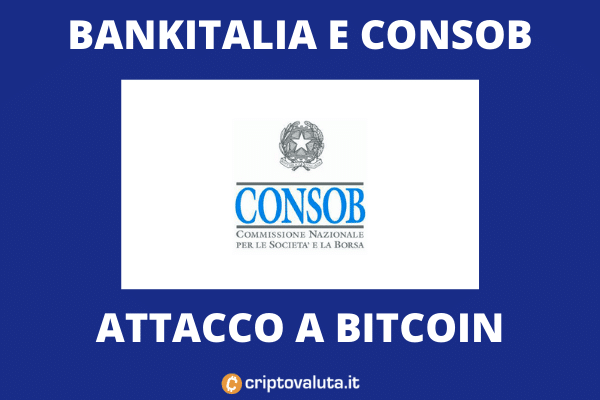 Bitcoin sotto il fuoco incrociato