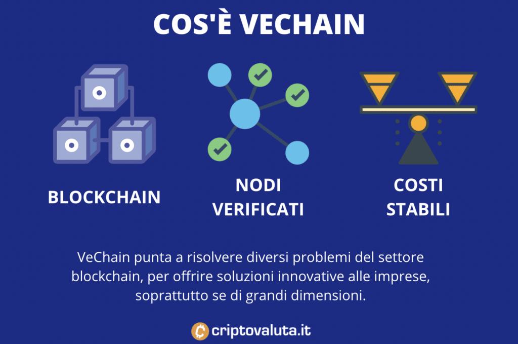 cos'è VeChain - a cura di Criptovaluta.it