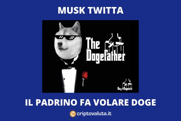 Musk Dogefather