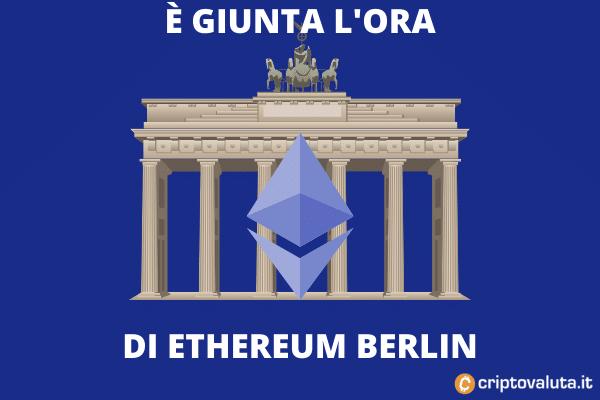 Ethereum Berlin Live sul network