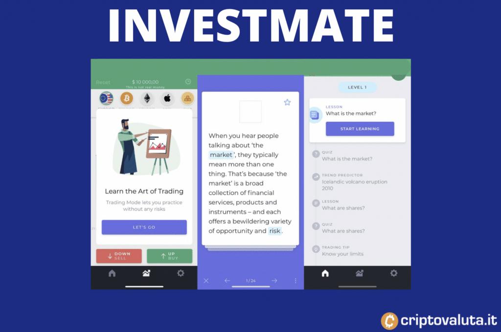 InvestMate - App Formativa di Capital.com