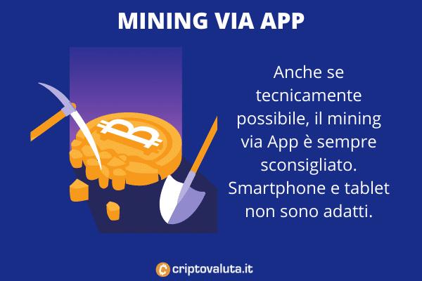 Mining App - di Criptovaluta.it