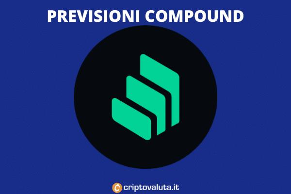 Analisi prezzi Compound - analisi tecnica e fondamentale - target price e previsioni - a cura di Criptovaluta.it