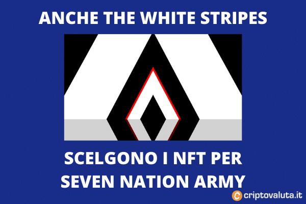 Nifty Gateway - Seven Nation Army