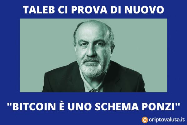 Taleb SChema Ponzi Bitcoin