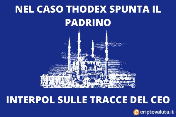 Thodex mafia padrino
