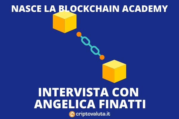 Angelica Finatti - Blockchain Academy