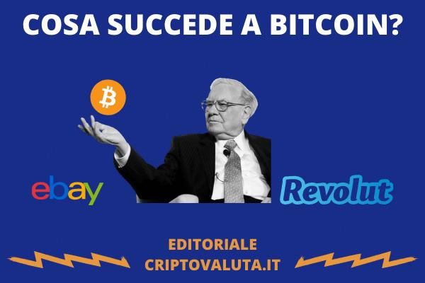 Editoriale su bitcoin di Criptovaluta.it