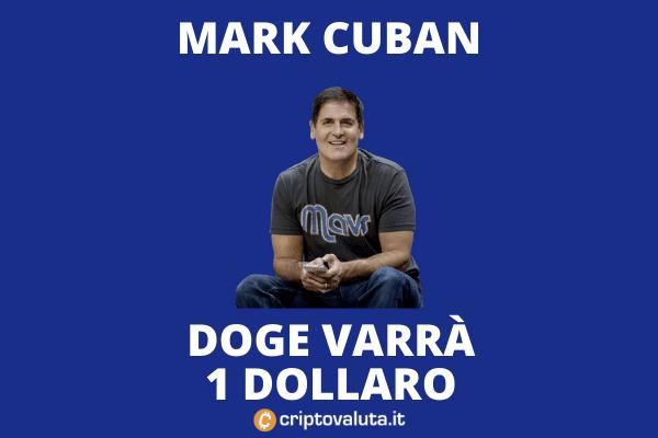 Mark Cuban Doge 1$