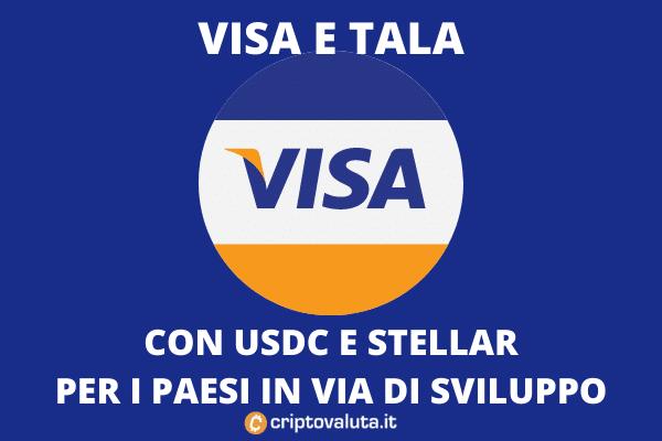 Partnership Visa Tala