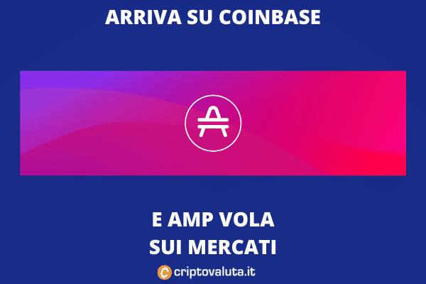 Amp decentralizzazione collaterale - di Criptovaluta.it